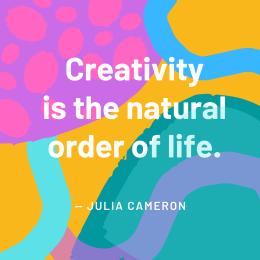Creativity-julia-cameron