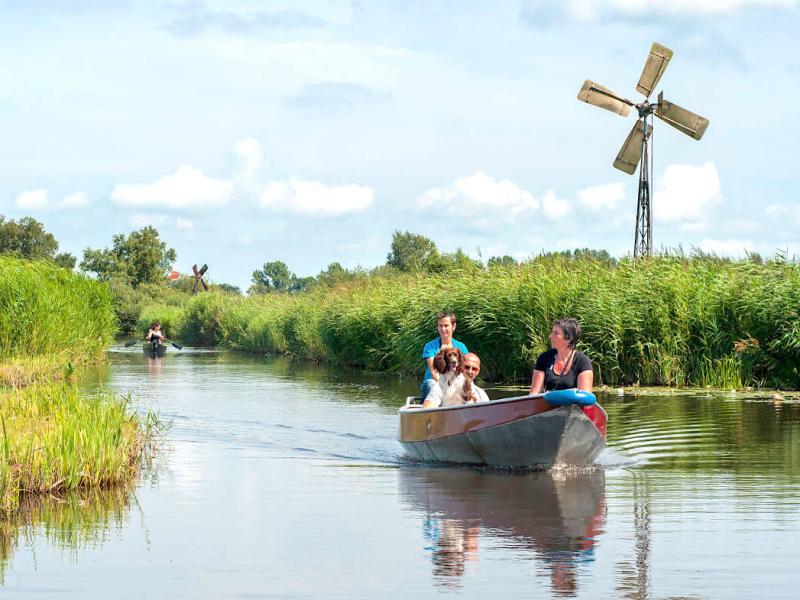 Waterstaete Ossenzijl 60 MijnVakantiehuisJouwVakantiehuis.nl omgeving 3