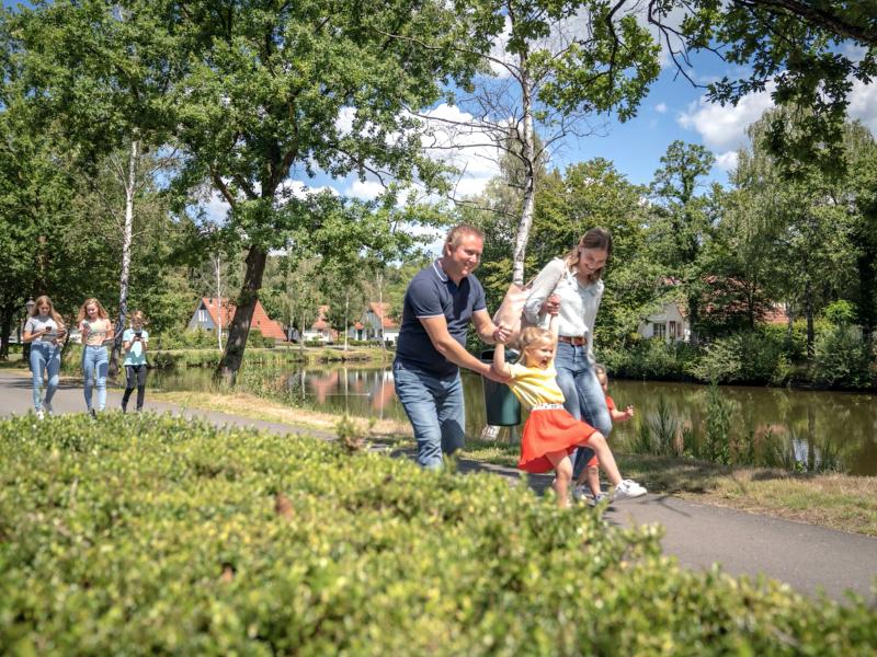Landal Aerwinkel 45 wandeling MijnVakantiehuisJouwVakantiehuis.nl