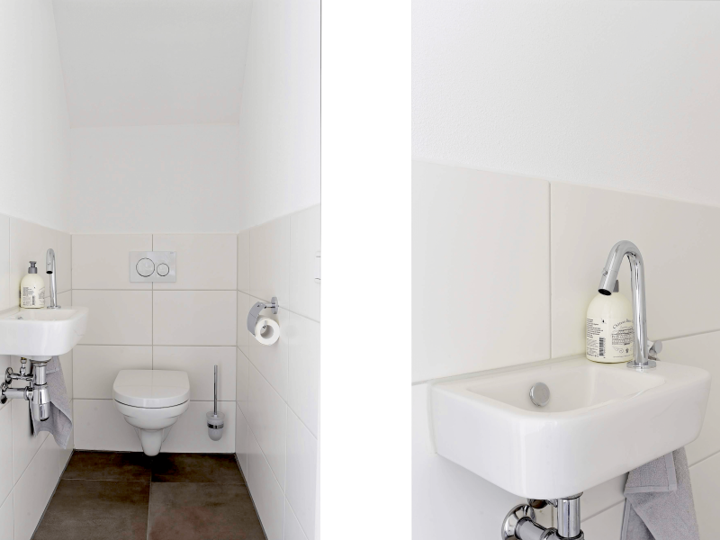 MijnVakantiehuisJouwVakantiehuis.nl Waterstaete 60 toilet