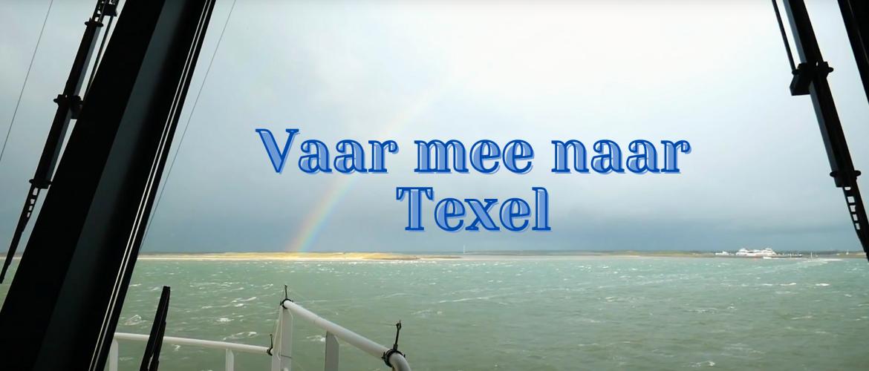Meevaren naar Texel