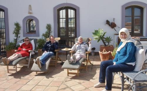 Miksang mindful fotografie DarCilla Guesthouse Tarifa