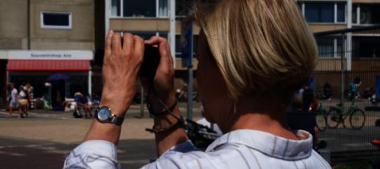 Wat deelnemers ervaren tijdens de Miksang Fotorgrafie workshop