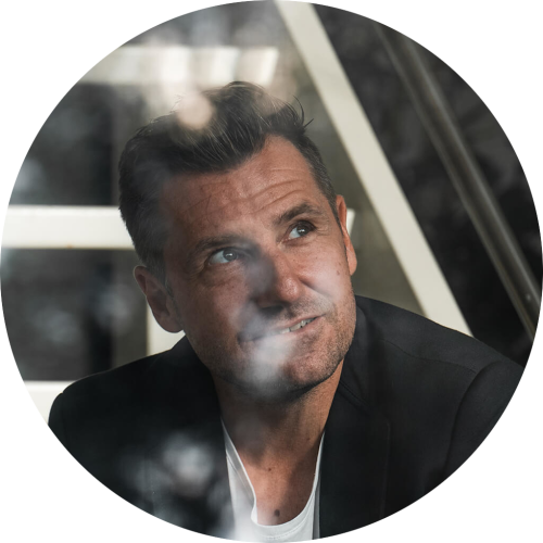 Milan Somers, business & zingevingsmentor