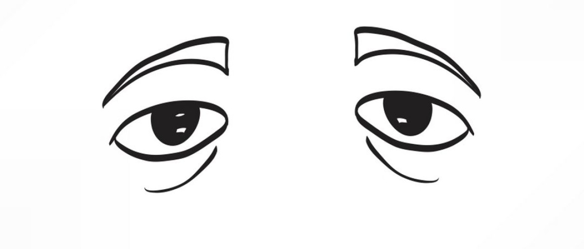 Bags under the eyes; what to do?