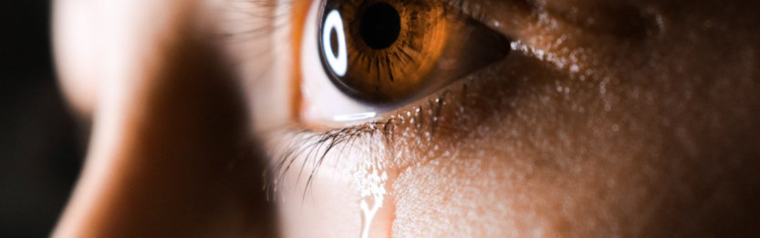 Crying - symptoms burnout