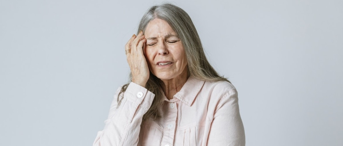 Dizziness because of stress or a burnout – causes of dizziness.