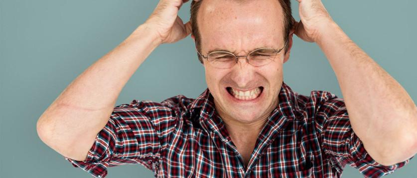 Irritated: symptom burnout