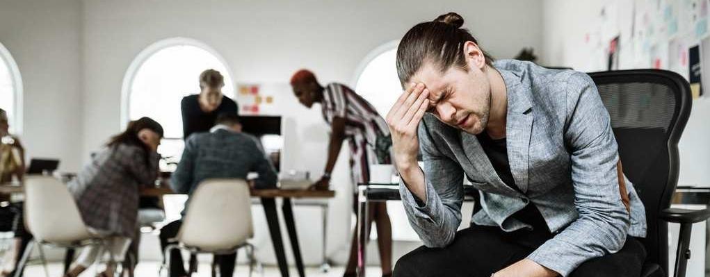 parentification burn-out stress