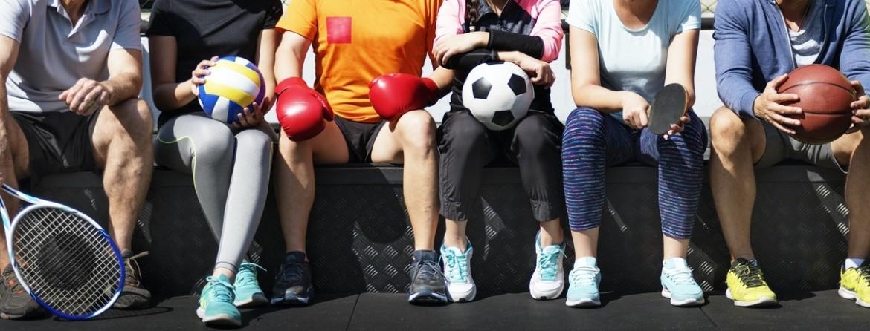 sport against stress