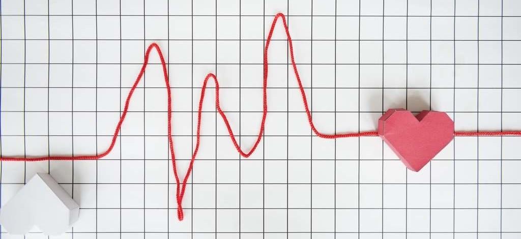 stress blood pressure - heart-beat