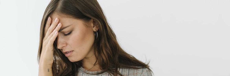 Headaches/ Migraines: stress symptoms