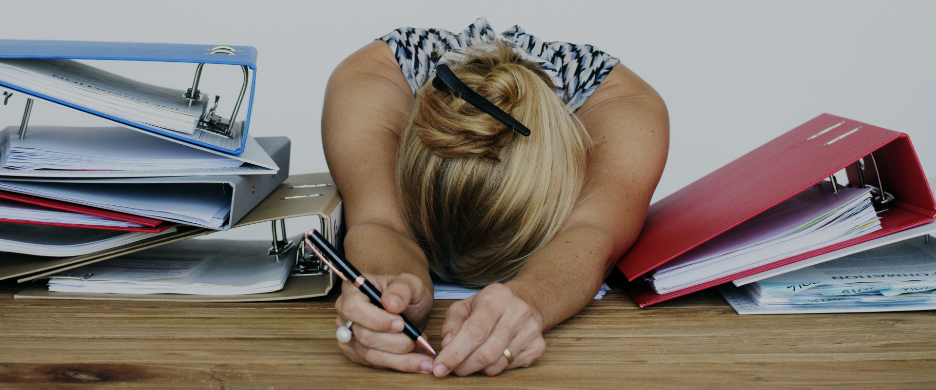 Employee with a burnout.What can you do?