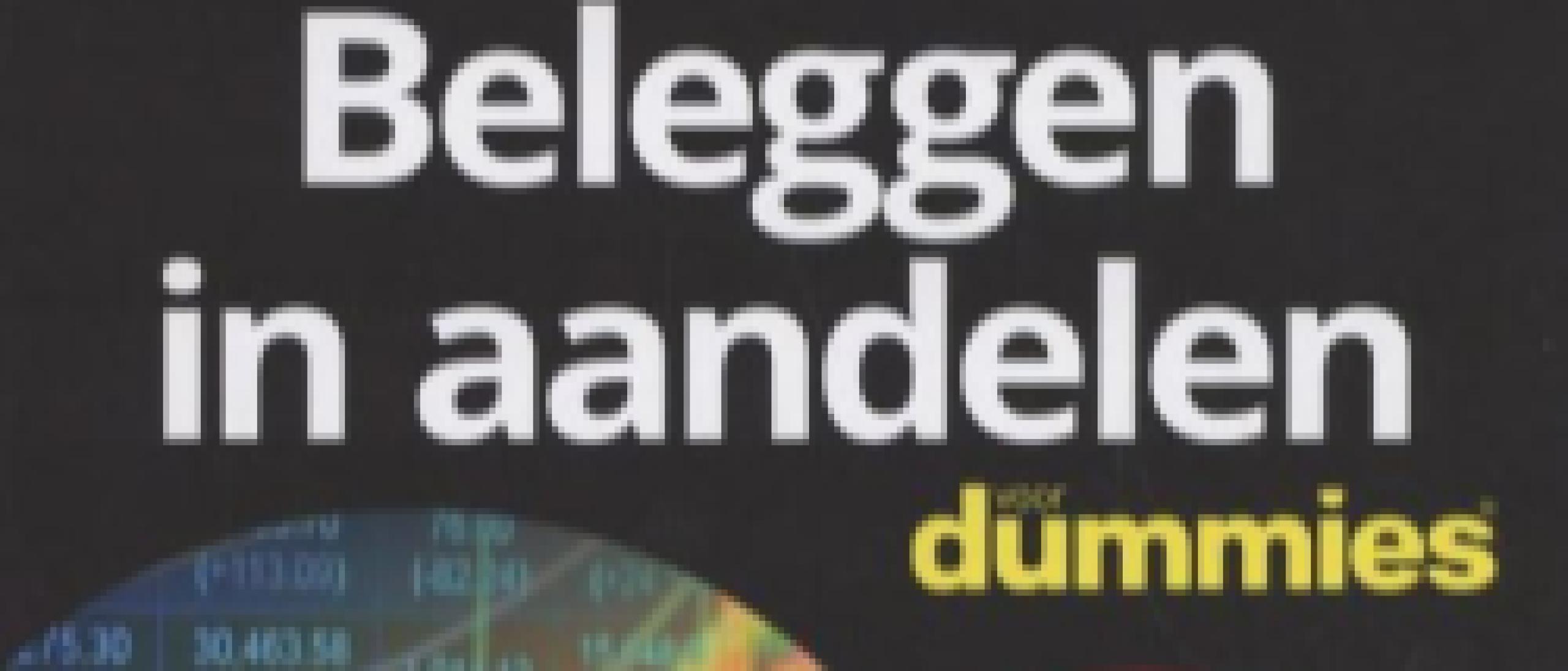 Beleggen in aandelen voor Dummies boek review