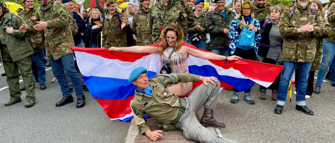 Het was spectaculair: 15 mei World Wide Rally for Freedom