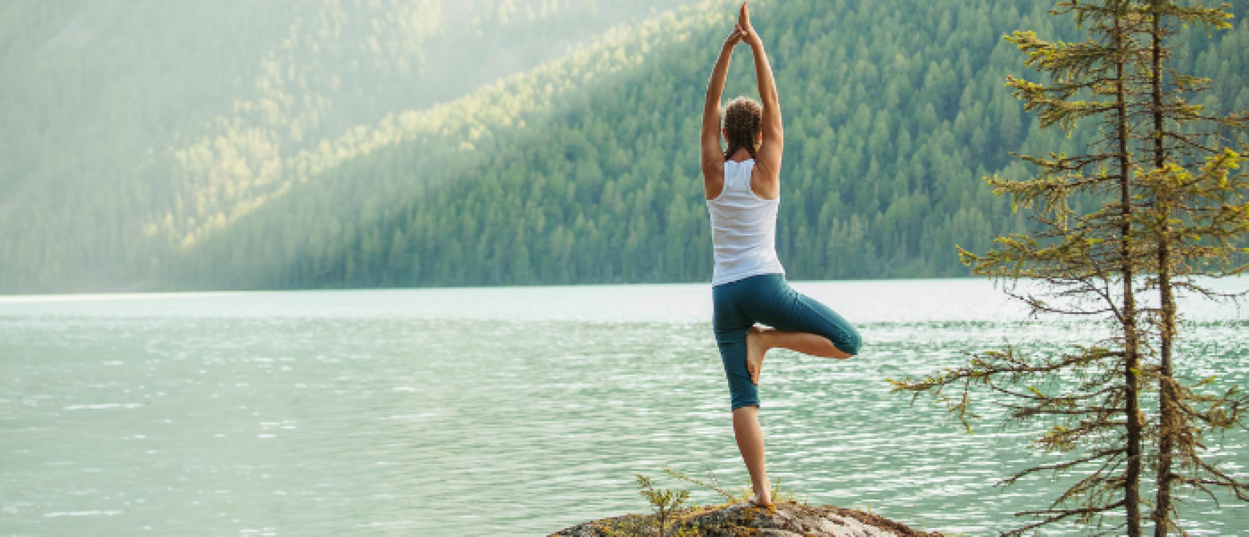 Verander je leven met yoga