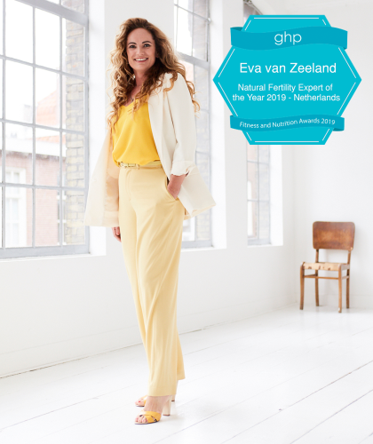 Eva van Zeeland Natural Fertility Expert