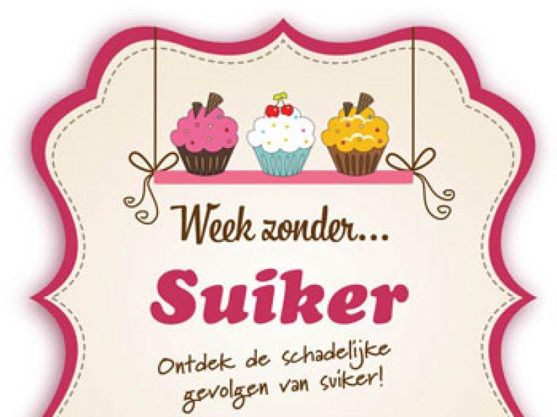 week-zonder-suiker