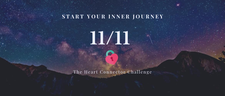 Doe mee met de 11 dagen Reis naar Binnen Challenge op 11 november 2020