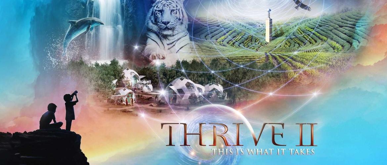 THRIVE II: Energy Teaser over VRIJE ENERGIE