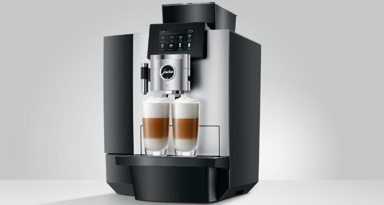 beste professionele koffiemachine Jura X10