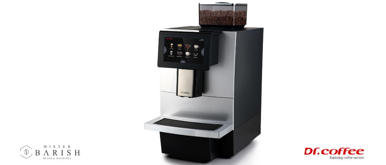 Dr. coffee F11 Plus is de professionele koffiemachine met zeer goede prijs kwaliteitverhouding