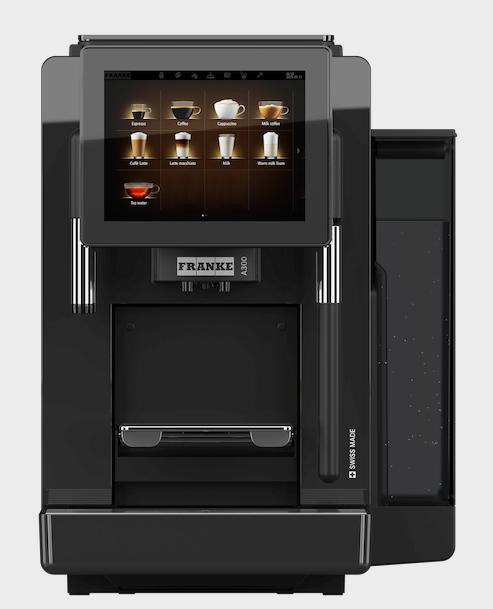 Franke A300 koffiemachine met waterreservoir