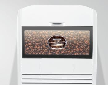 Jura A1 koffiemachine koffiebonen