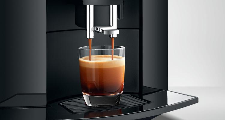 espresso jura d4 volautomaat