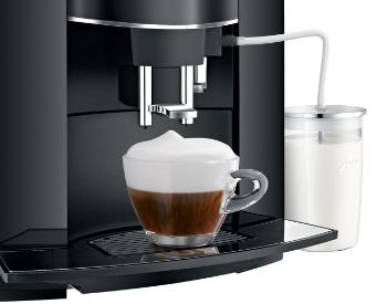 Melkschuim jura d60 koffiemachine