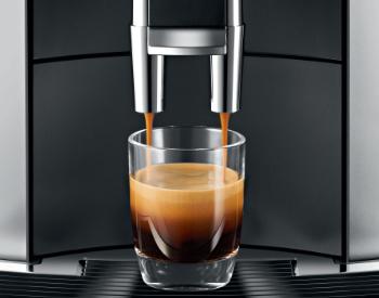 Espresso Jura E6 koffiemachine