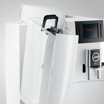 Jura E6 koffiemachine waterreservoir