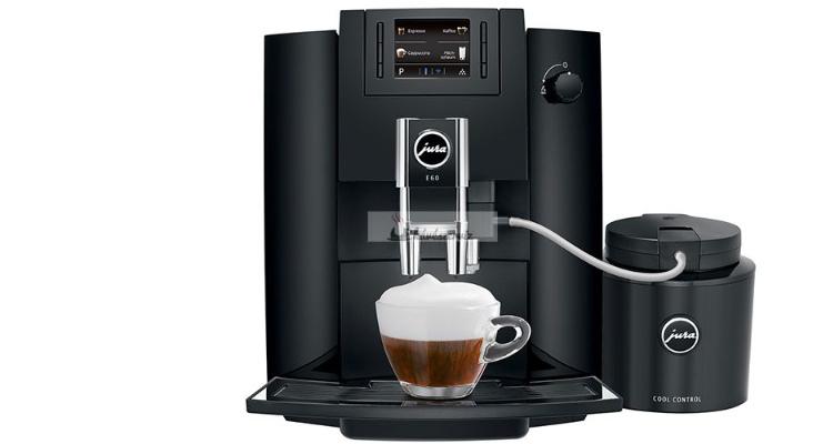 Melk cooler Jura E60 koffiemachine