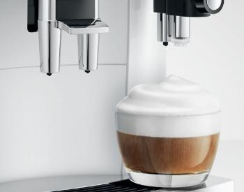 cappuccino jura e8