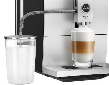 melkschuim jura ena 8 koffiemachine