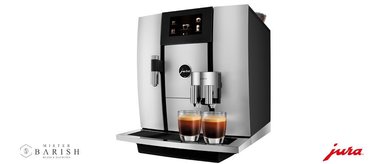 Jura Giga 6 voor de thuisbarista die net iets meer wil uit een koffiemachine