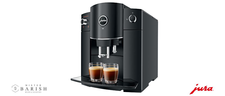 Jura D60: een volautomatische koffiemachine met een fijn prijsje