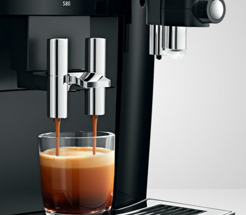 Jura S80 koffiemachine espresso