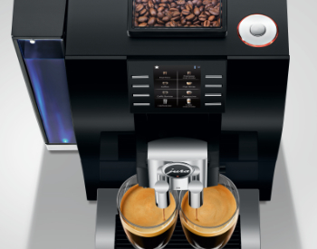 design Jura Z6 koffiemachine