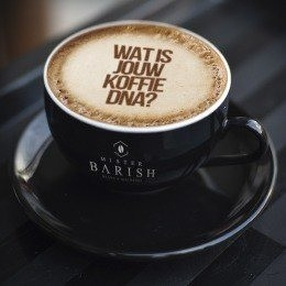DNA voor koffie op het werk met Mister Barish