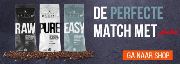 koffiebonen voor jura koffiemachines