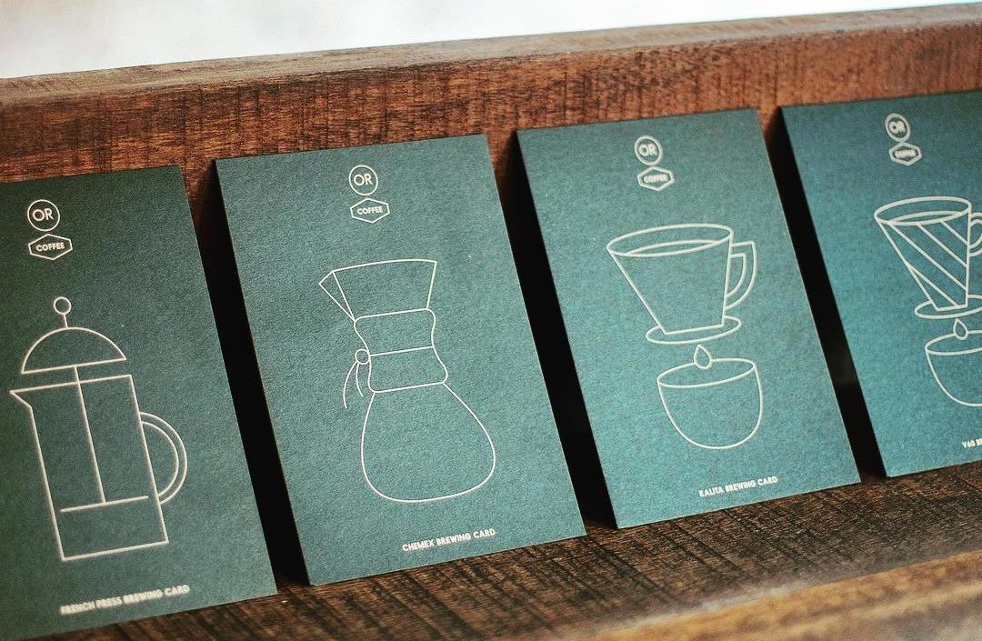Koffiebranderij brandprofiel zetmethode