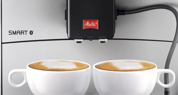 Melitta Barista T smart cappuccino