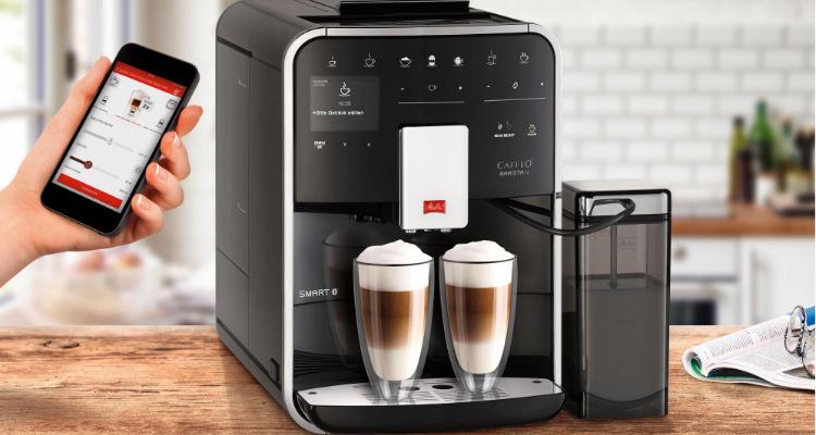 Design Melitta koffiemachine