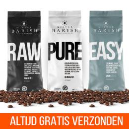 Rainforest alliance certified koffiebonen