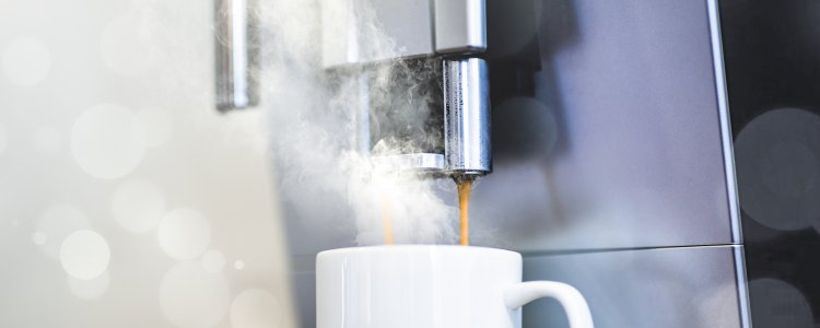 volautomatische espressomachine