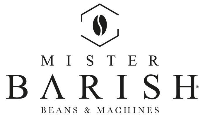 Mister Barish logo