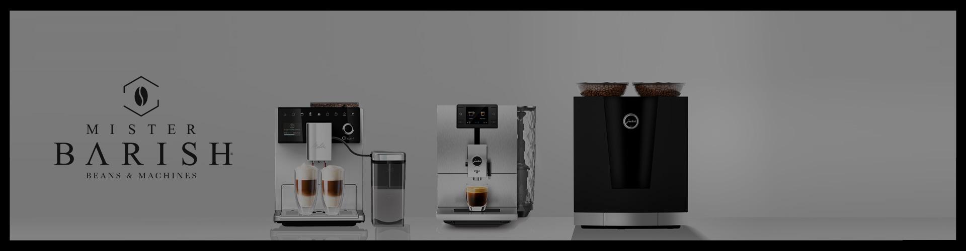 Beste koffiemachines banner