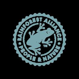Rainforest Alliance icoon Mister Barish