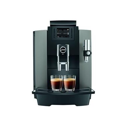 jura we8 koffiemachine Dark Inox